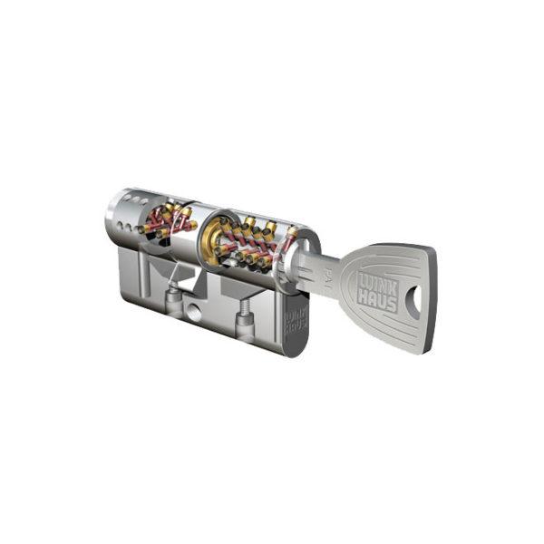 Κύλινδρος ασφαλείαςWINKHAUS KeyTec X-tra