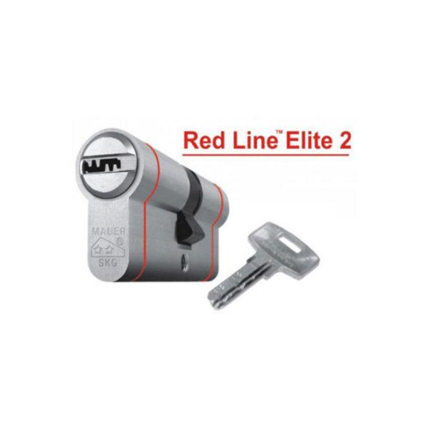 Κύλινδρος  Mauer Elite 2 Red Line