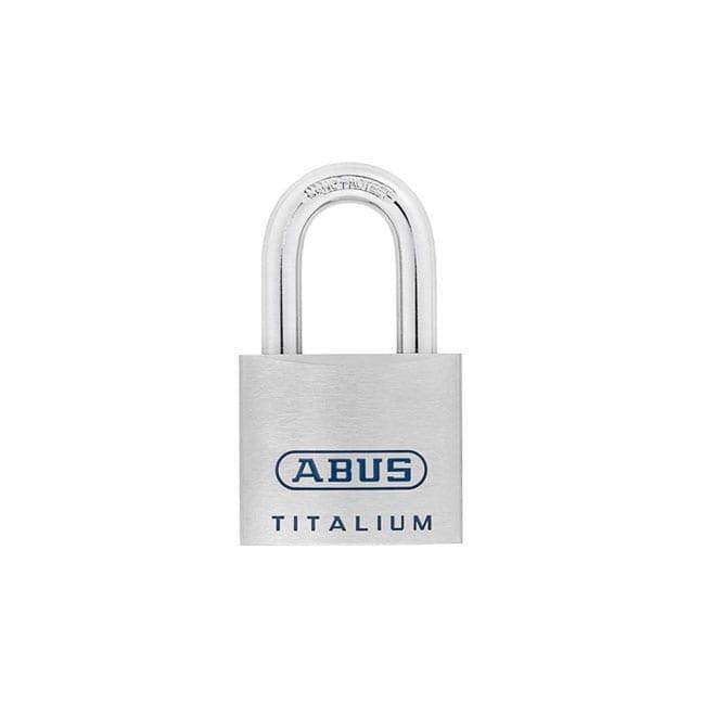 Λουκέτο υψηλής ασφάλειας αλουμινίου TITALIUM 80TI/45B