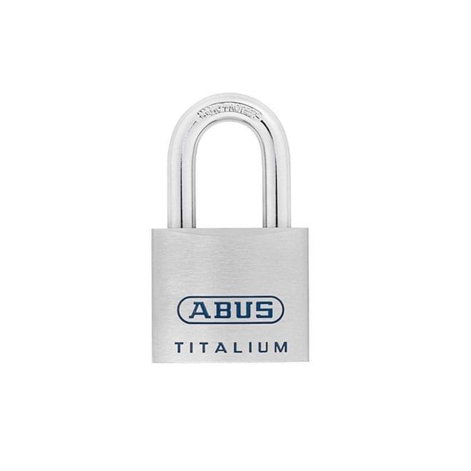 Λουκέτο υψηλής ασφάλειας αλουμινίου TITALIUM 80TI/60B