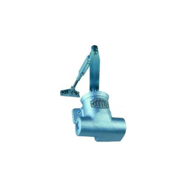 Μηχανισμός επαναφοράς πόρτας βαρέως τύπου υδραυλική Brano R12 / R12A