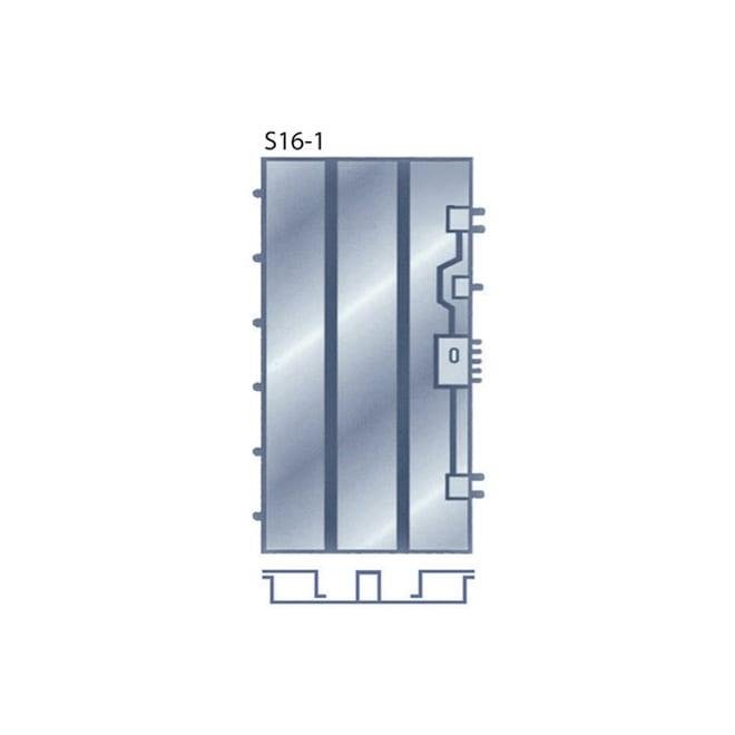 Πόρτα ασφαλείας s16