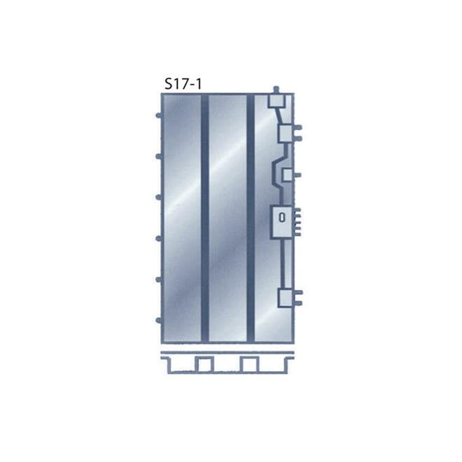 Πόρτα ασφαλείας s17
